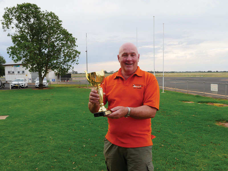 Terry Cubley Narromine Cup Winner 20 SY